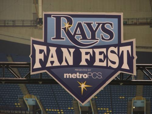 2011 Rays Fan Fest 001.JPG