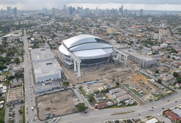 Rays Casting a Keen Eye on Marlins Ballpark « Rays Renegade