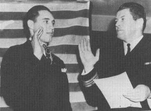 Navy Chief Specialist Bob Feller