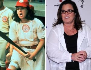 Rosie O'Donnell aka Dorris Murphy