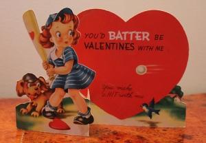 valentine - baseball